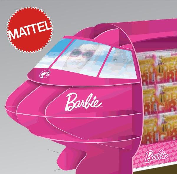 Barbie GlamJet
